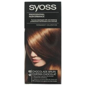Syoss Haarverf 4-8 Chocoladebruin