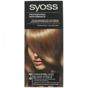 Syoss Haarverf 6-8 Donkerblond