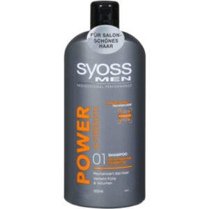 Syoss Shampoo Men Power and Strenght