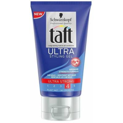 Taft Gel Ultra Strong 4
