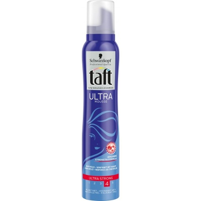 Taft Mousse Ultra Strong 4