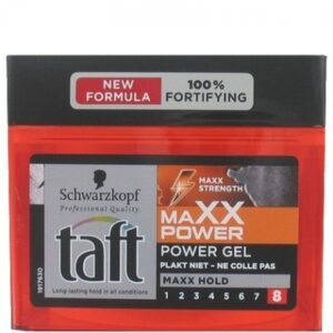 Taft Power Gel Maxx Power 8 (Cube)