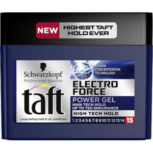 Taft Power Haargel Electro Force 15 Cube