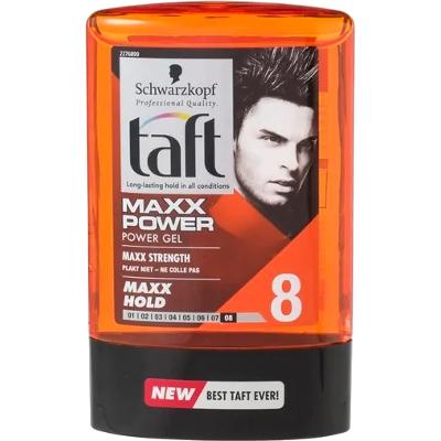Taft Power Haargel Maxx Power 8 Tottle