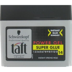 Taft Power Haargel Super Glue 14 Cube