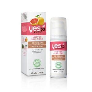 Yes to Grapefruit CC Cream Medium