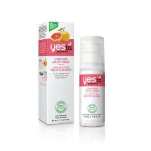 Yes to Grapefruit Even Skin Tone Moisturiser