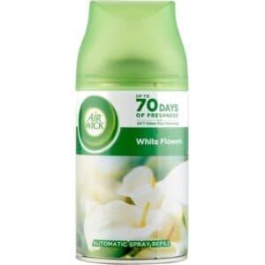Airwick Freshmatic Max Navulling Witte Bloemen