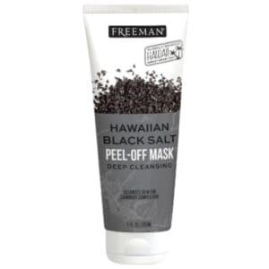 Freeman Masker Peel-off Mask Hawaiian Black Salt