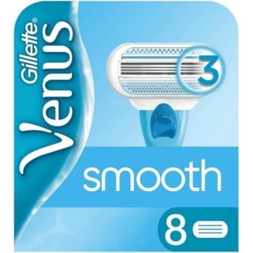 Gillette Venus Smooth Scheermesjes 8 stuks