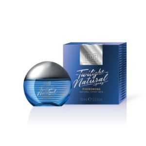 HOT Twilight Feromonen Natural Spray voor mannen 15 ml
