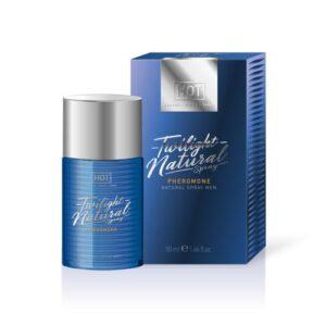 HOT Twilight Feromonen Natural Spray voor mannen 50 ml