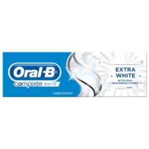 Oral-B Tandpasta Complete Extra White