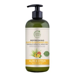 Petal Fresh Aloe & Citrus Bath & Showergel