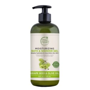 Petal Fresh Grape Seed & Olive Oil Bath & Showergel