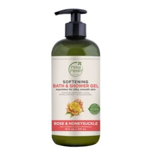 Petal Fresh Rose & Honeysuckle Bath & Showergel
