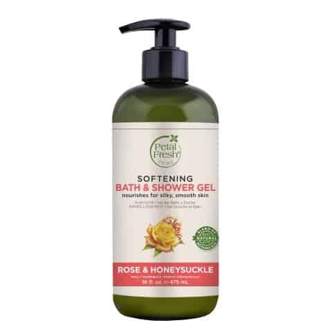 Petal Fresh Rose & Honeysuckle Bath & Showergel