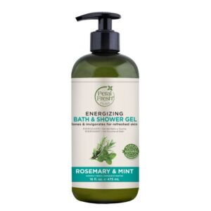 Petal Fresh Rosemary & Mint Bath & Showergel