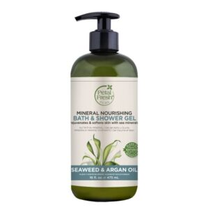 Petal Fresh Seaweed & Argan Oil Bath & Showergel