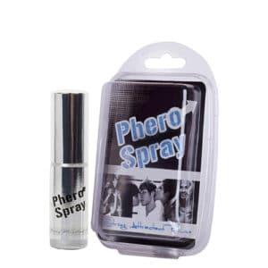 Ruf Phero Spray parfum met feromomen voor mannen