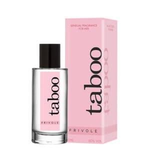Ruf Taboo Frivole parfum met feromonen voor vrouwen