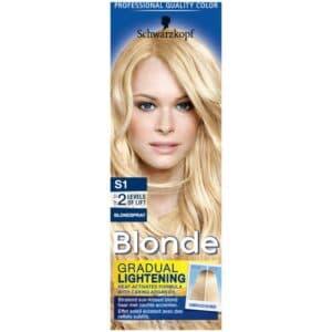 Schwarzkopf Blonde Coup de Soleil Blondspray S1 Super
