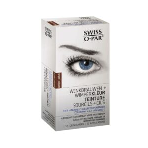 Swiss-o-Par Eyebrow and Eyelash Kit Brown