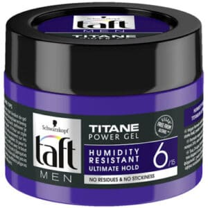 Taft Power Gel Titane 6