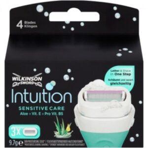 Wilkinson Intuition Sensitive Care Scheermesjes 3 stuks